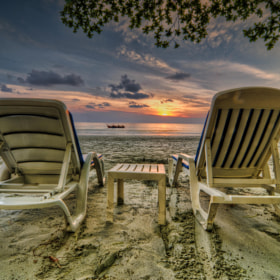Seat For Two  by Jack Daniel (Juliet_Delta)) on 500px.com