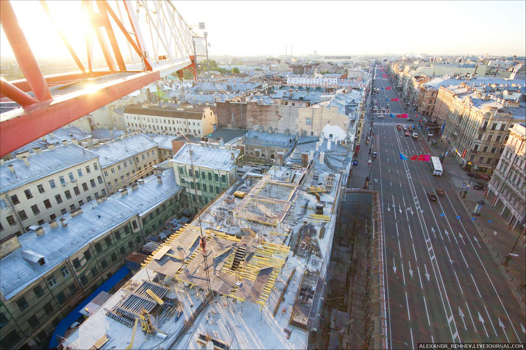 Photograph St. Petersburg from a height by Alexander Remnev on 500px