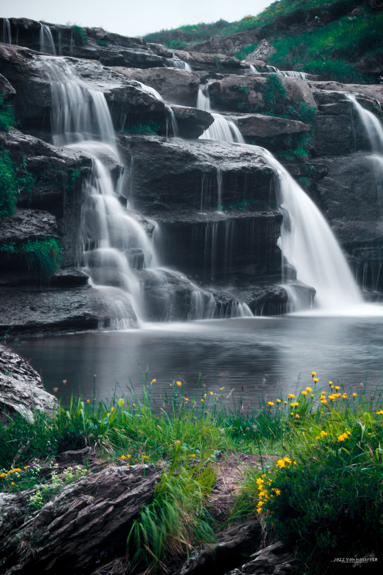 Photograph Waterfall by Jozz Von Hossffer on 500px