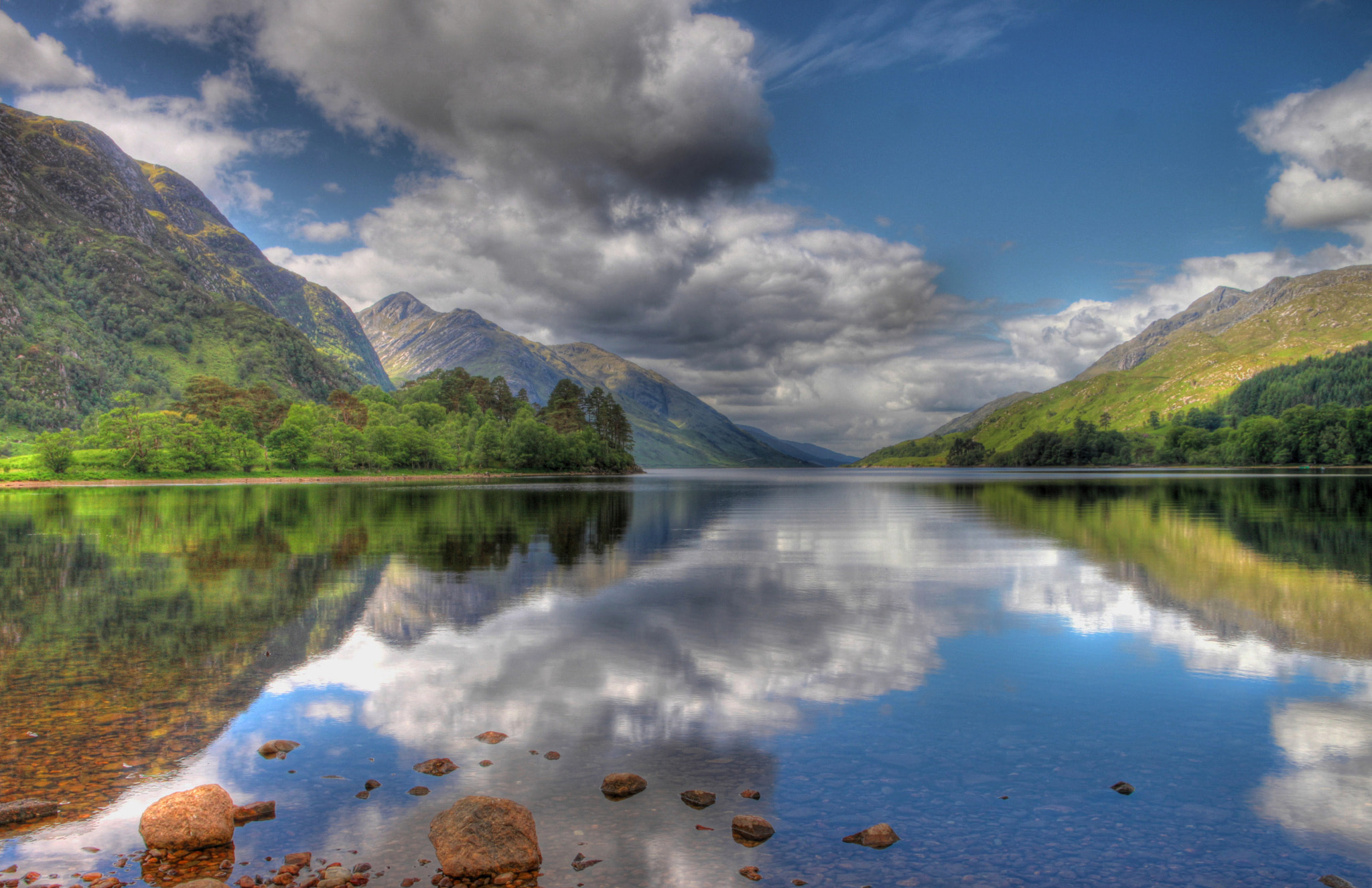 Photograph Loch Shiel by Hilda Murray on 500px