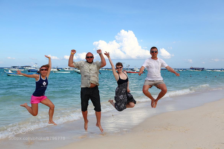 Photograph Group Jump by Yana Bukharova on 500px
