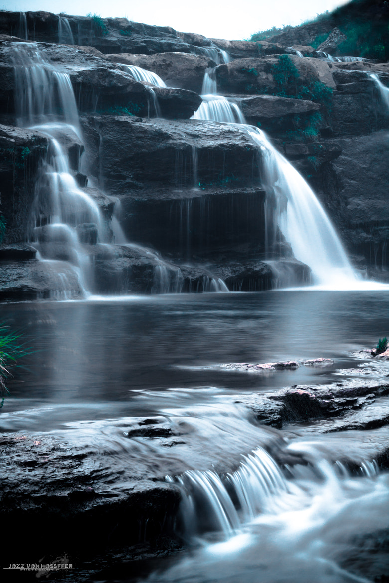 Photograph Waterfall - part two by Jozz Von Hossffer on 500px