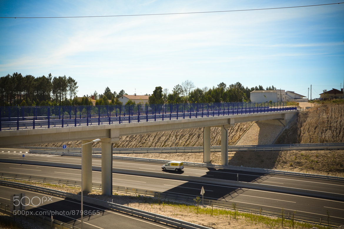 Photograph Highway by Pedro Thomaz on 500px