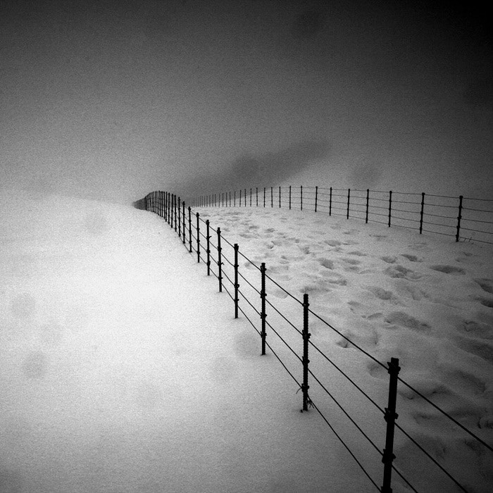 Photograph A Day in Snowy Lands #01 by Namdon Kim on 500px
