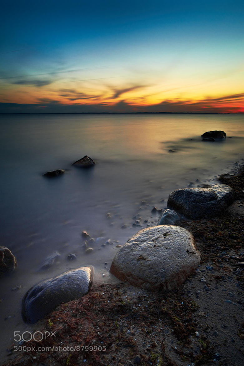 Photograph Fortuna Beach Sunset by Magnus Larsson on 500px