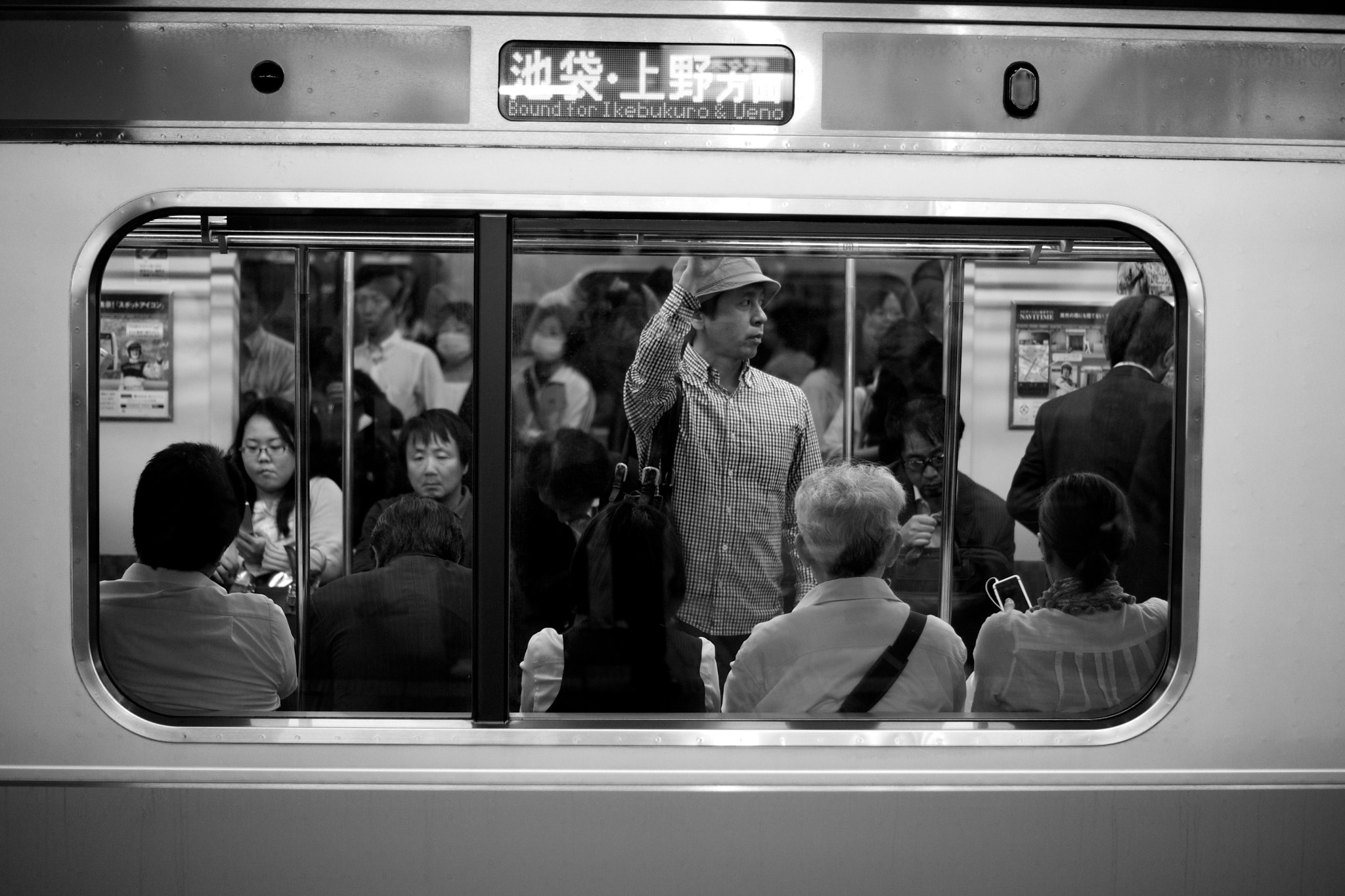 Photograph Bound for Ikebukuro by Adrian Lee on 500px