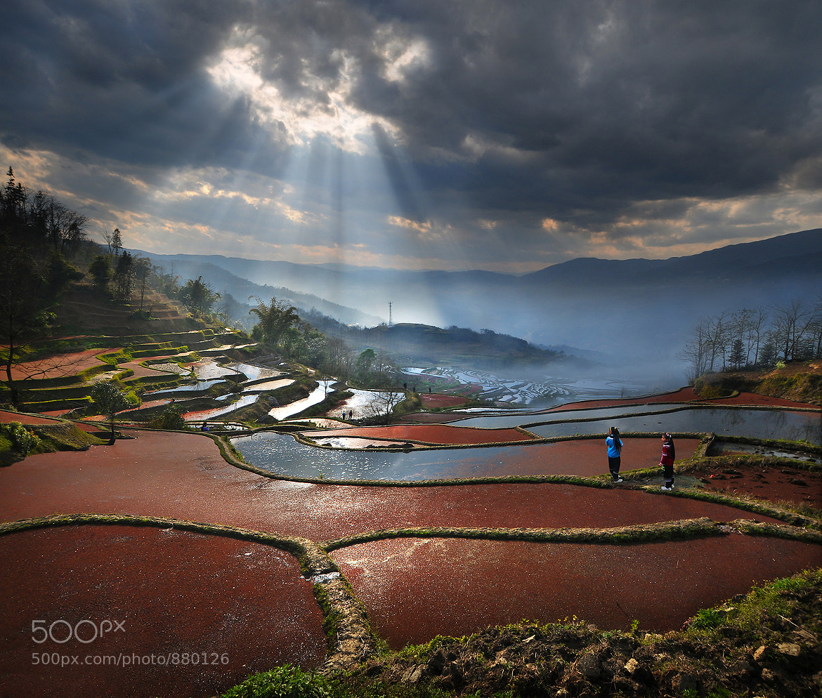 Photograph That evening by Weerapong Chaipuck on 500px