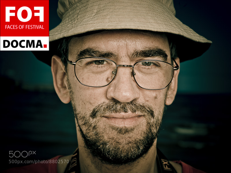 Photograph Face of Festival -09 by DOCMA Magazin on 500px