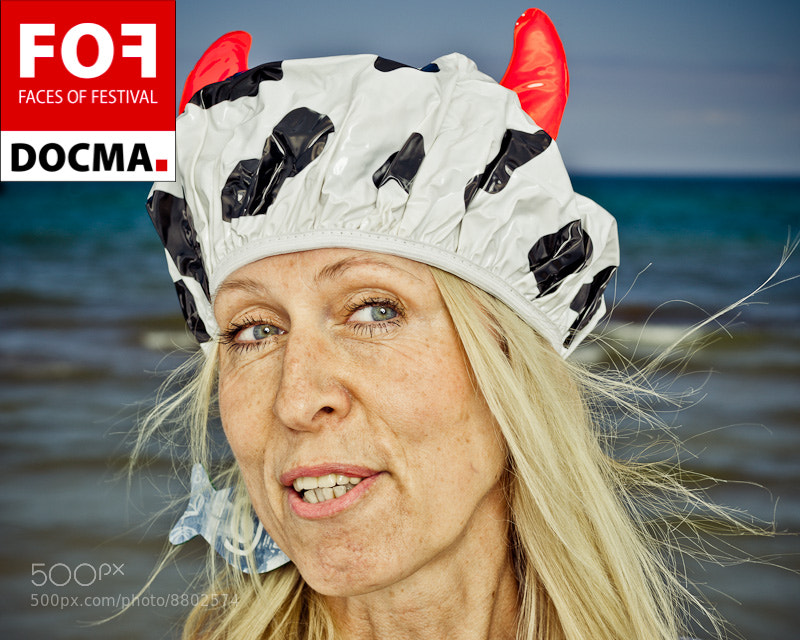 Photograph Face of Festival -05 by DOCMA Magazin on 500px