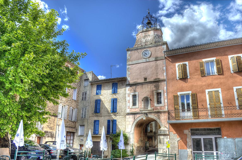 Photograph Carcés, France by Ton   lع Jeune on 500px
