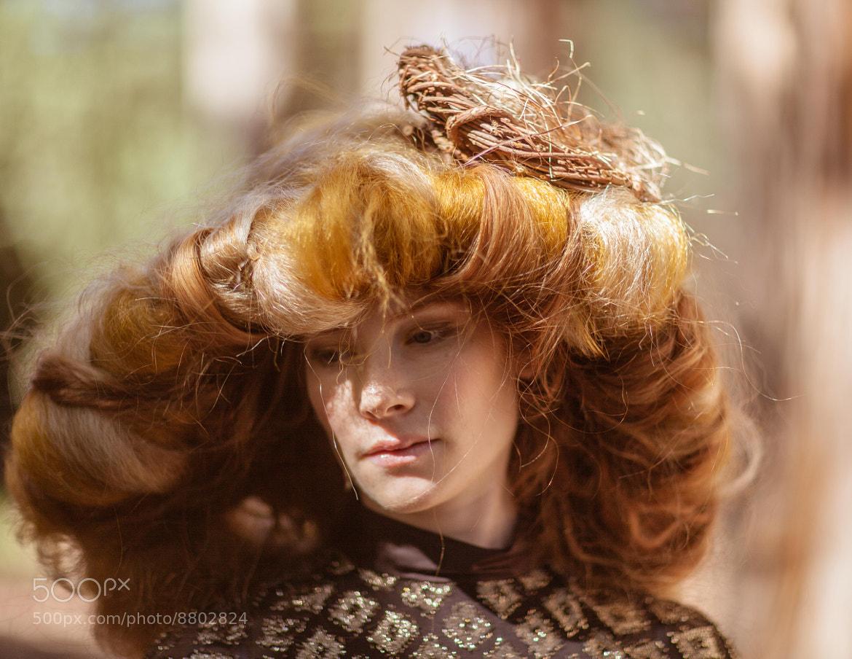 Photograph Caitlin by Maria Kanevskaya on 500px
