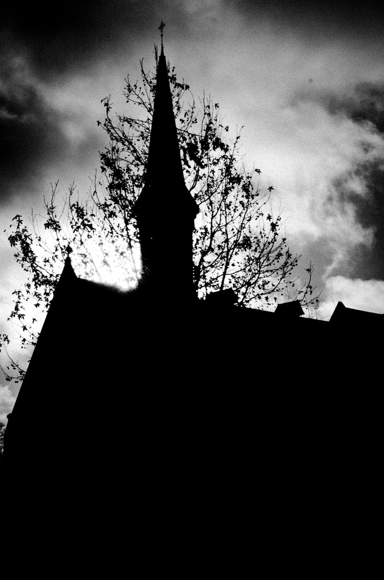 Photograph Spire by Chris Solomon on 500px