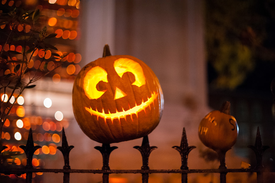 Photograph jack o lantern by kyle marshall on 500px