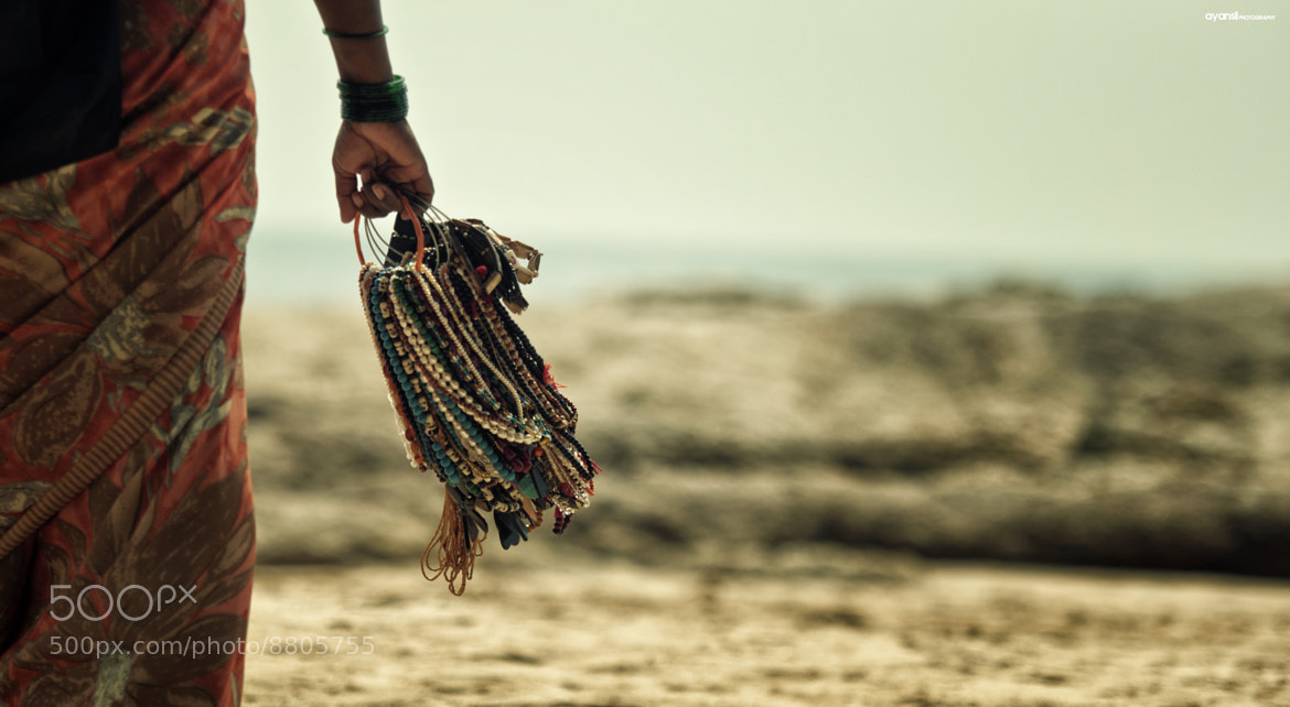 Photograph Ornaments at the beach by Ayan Sil on 500px