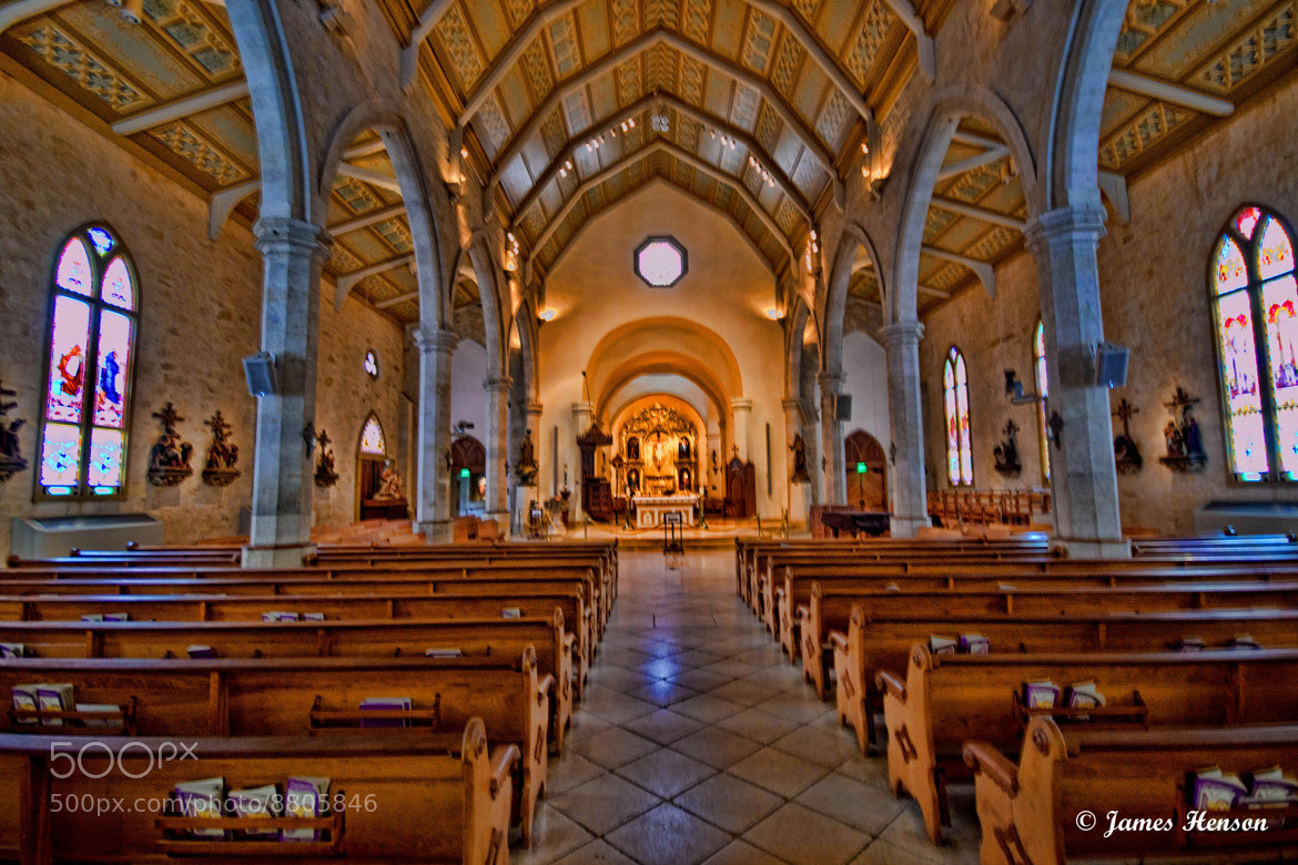 Photograph San Fernando Cathedral  by James Henson on 500px