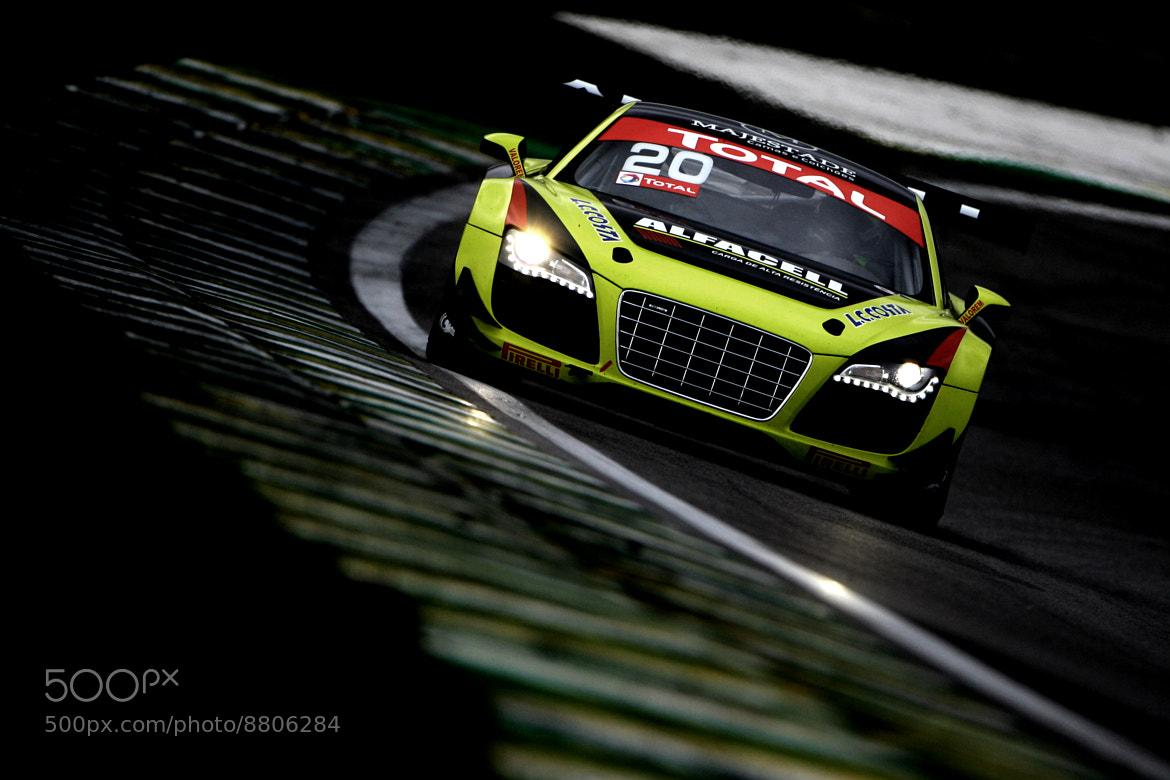Photograph Audi R8 by Bruno  Terena on 500px