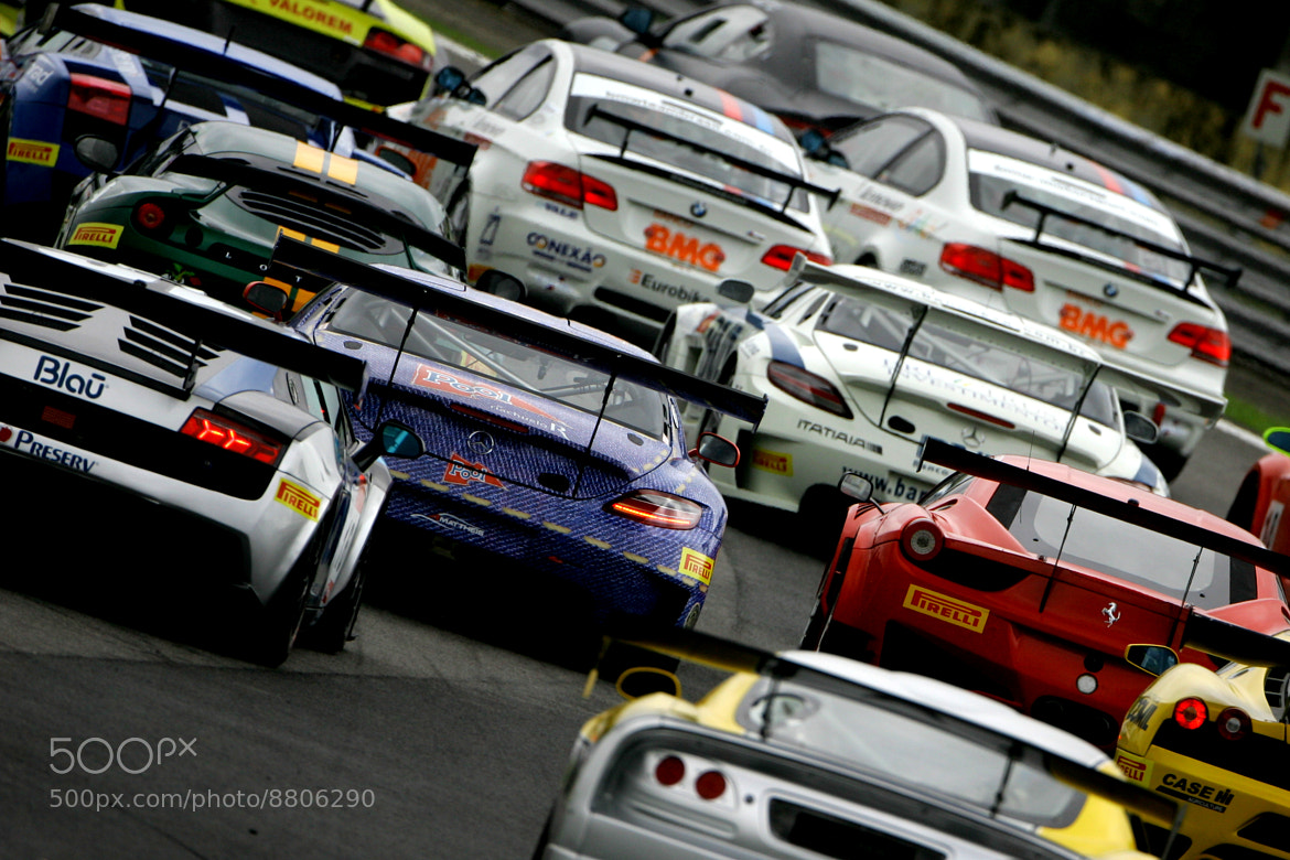 Photograph Traffic Jam by Bruno  Terena on 500px
