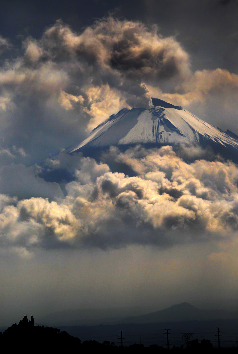 Photograph This volcano is flying???? by Cristobal Garciaferro Rubio on 500px