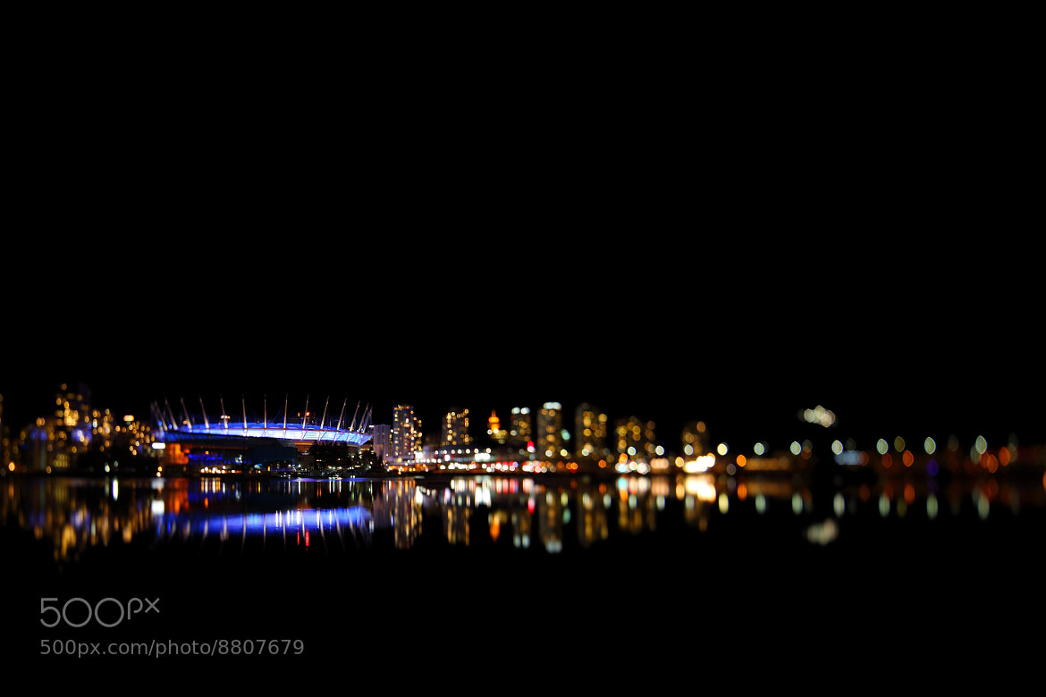 Photograph BC Place, Vancouer by Raed AlBanna on 500px