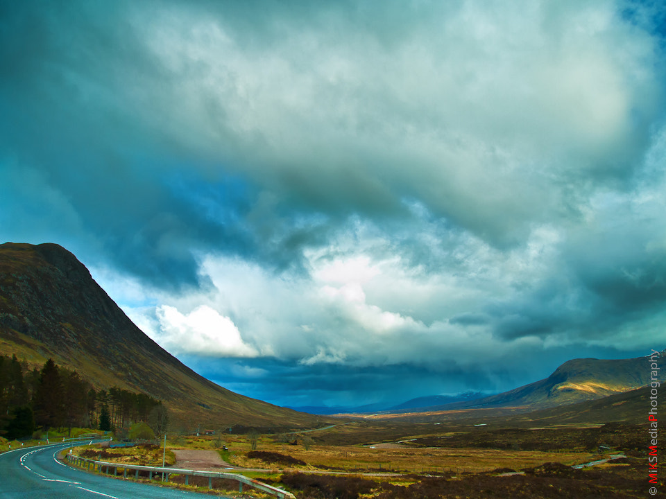 Photograph Unsettled weather ahead.. Scotland by Kasia Sokulska on 500px