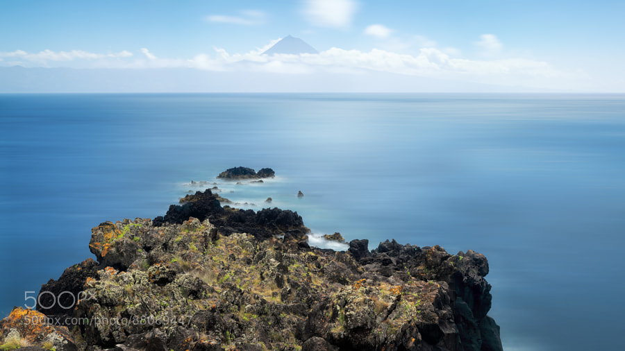A view to Pico volcano