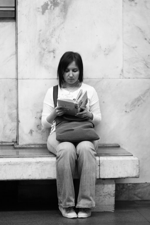 Photograph Reading Woman by Dmitry Veleskevich on 500px