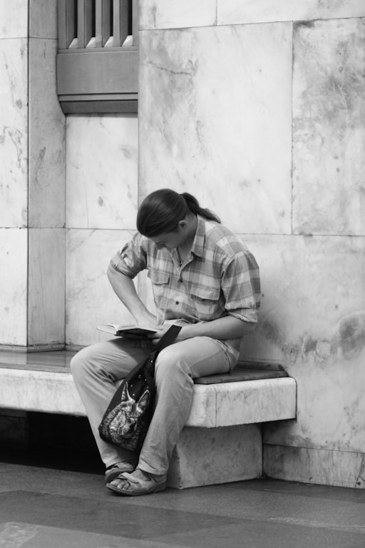 Photograph Reading Man by Dmitry Veleskevich on 500px