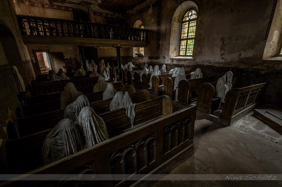 Photograph The Church of Ghosts by Stillstand  on 500px