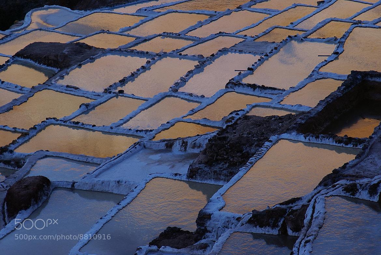Photograph Salt pools by Branko Frelih on 500px