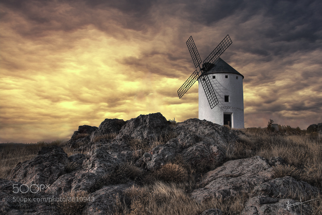 Photograph Herencia (Ciudad Real) by Luis Tamarit  ( Wisonet ) on 500px