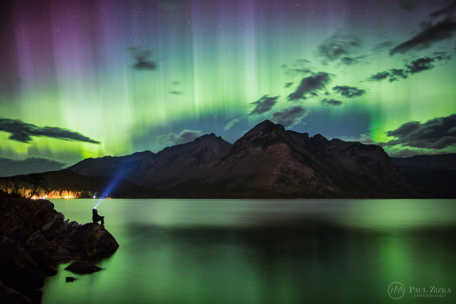 Photograph Cosmic Curtains by Paul Zizka on 500px