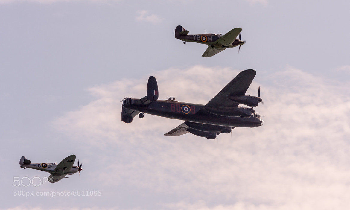 Photograph Flypast by David Asch on 500px