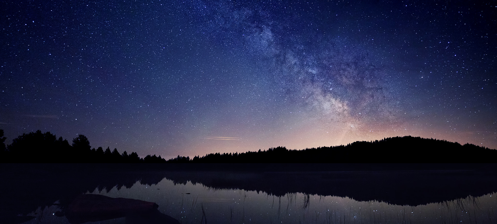 Photograph Milky Way by Jorge Escobedo on 500px