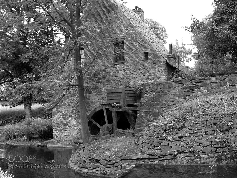 Photograph moulin belgique by Dominique Baert on 500px