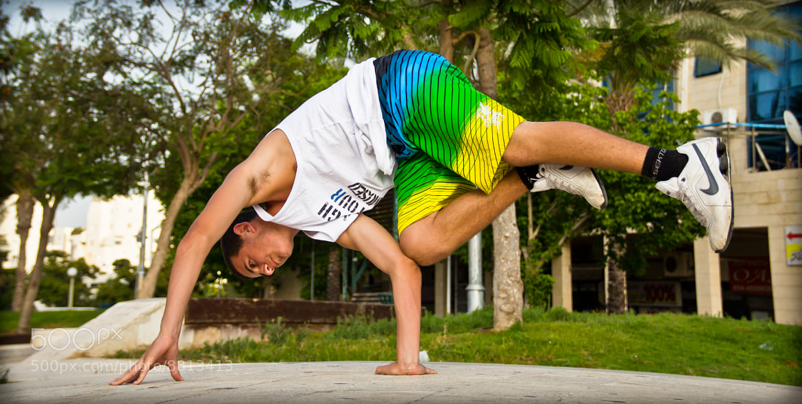 Photograph Breakdance #2 by itay navon on 500px