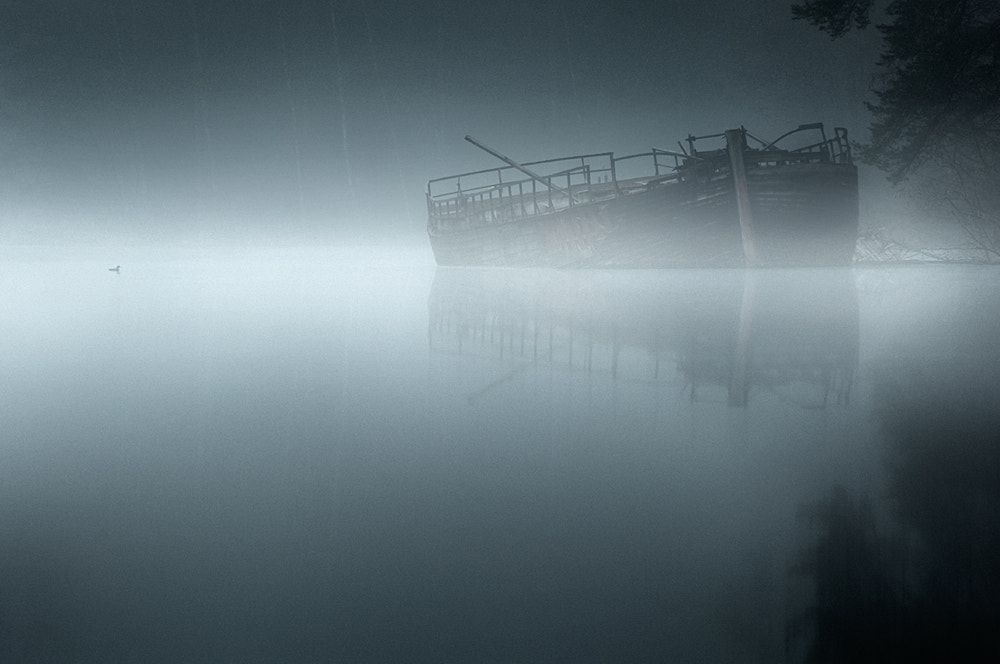 Photograph Ghost Ship by Mikko Lagerstedt on 500px