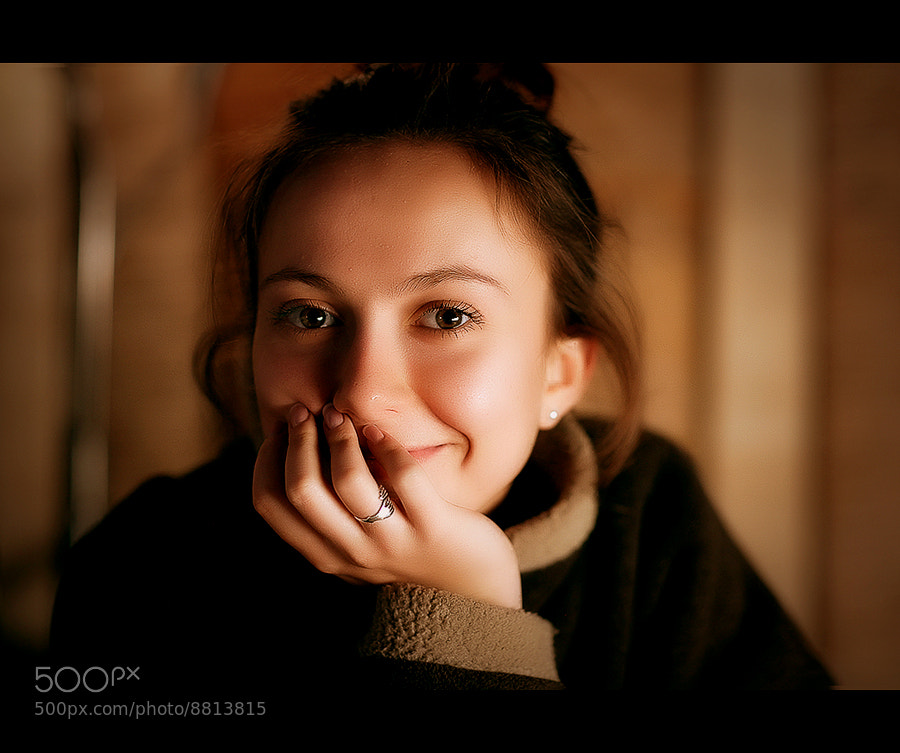 Photograph Polina by Vadik . on 500px