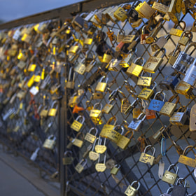 Heart lockers by Eric Felfeli (eric_felfeli)) on 500px.com