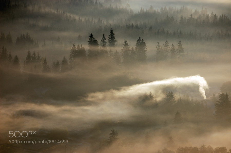 Photograph Haze by Marcin Sobas on 500px
