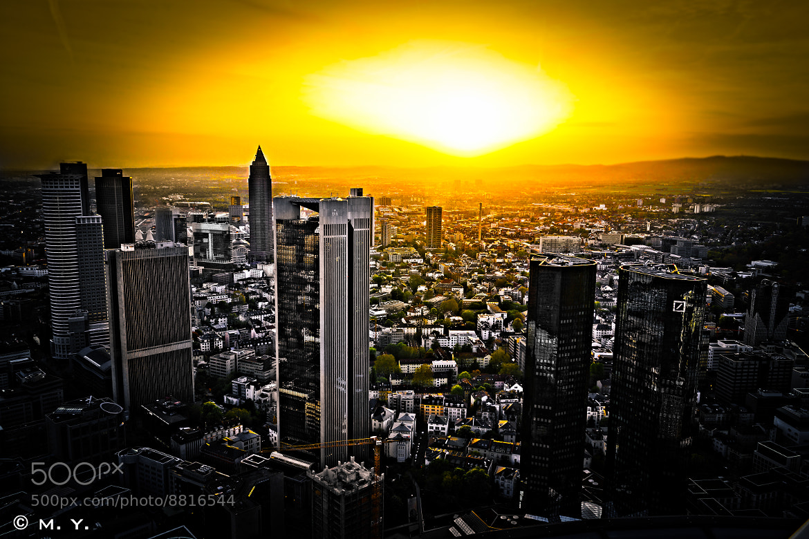 Photograph Mainhattan by Murat Yale on 500px