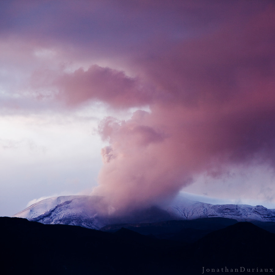 Photograph Volcan Nevado del Ruiz by Jonathan Duriaux on 500px