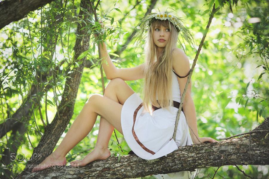 Photograph Fairy by Dasha Afonicheva on 500px