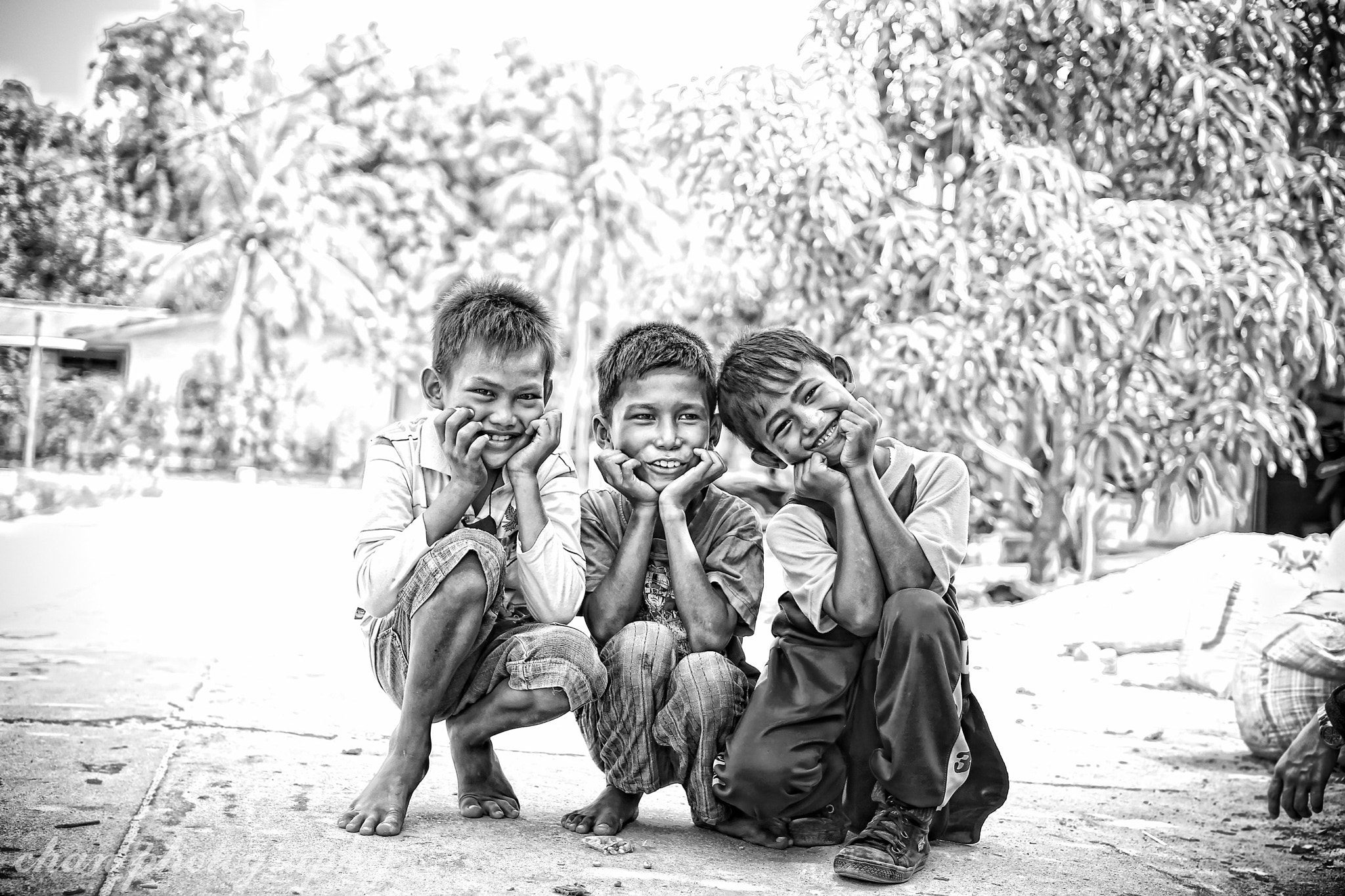 Photograph always smile by chan ationg on 500px