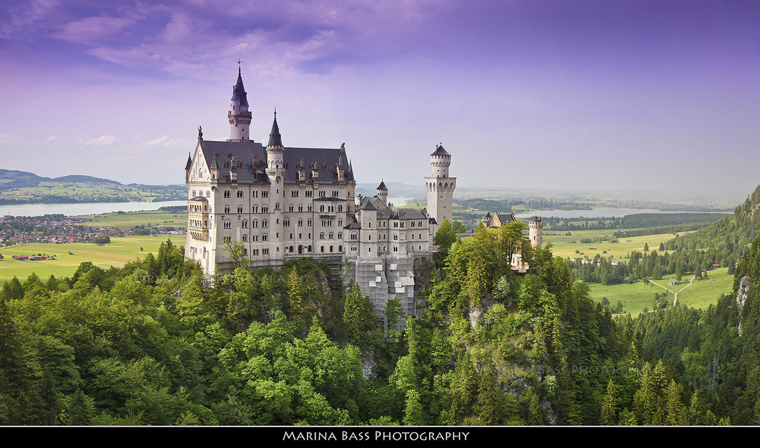 Photograph Newschwanstein Castle by Marina Bass on 500px