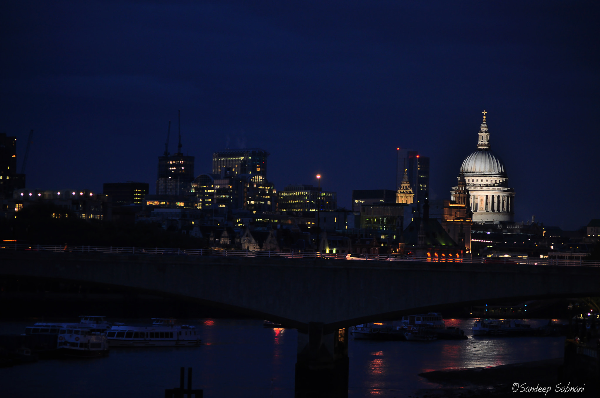 Photograph St. Paul's Cathedral by Sandeep VS on 500px
