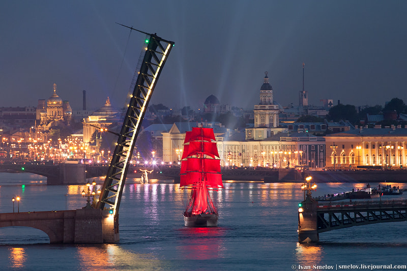 Photograph Scarlet sails by Ivan Smelov on 500px