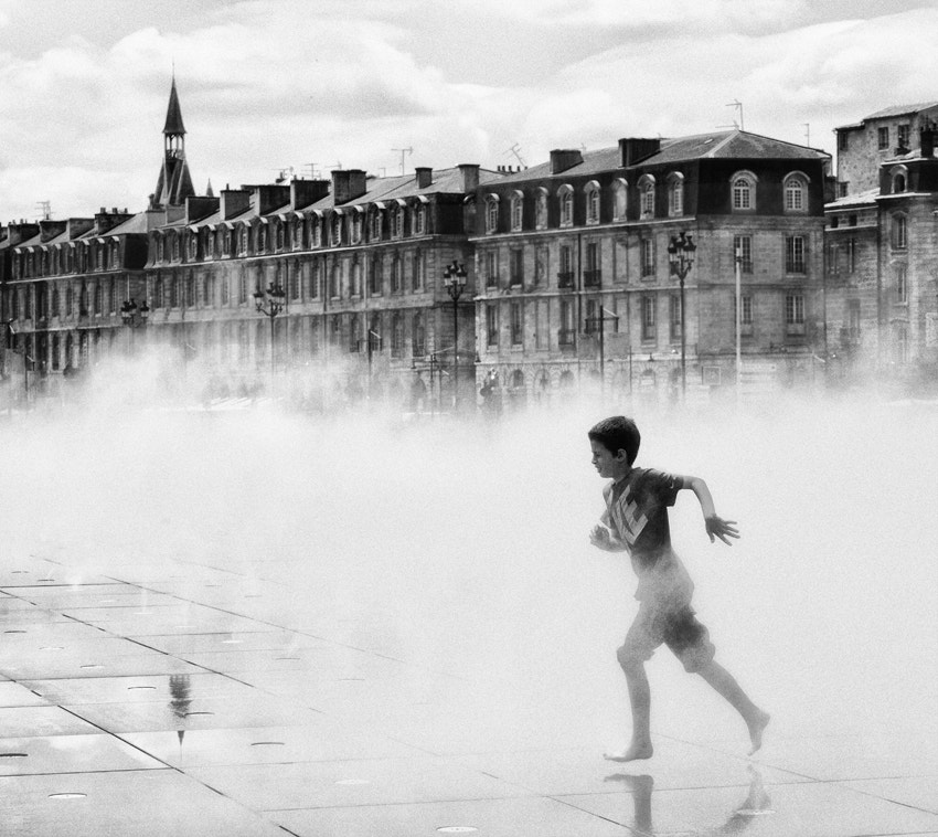 Photograph Childhood Running #5 by Magali K. on 500px