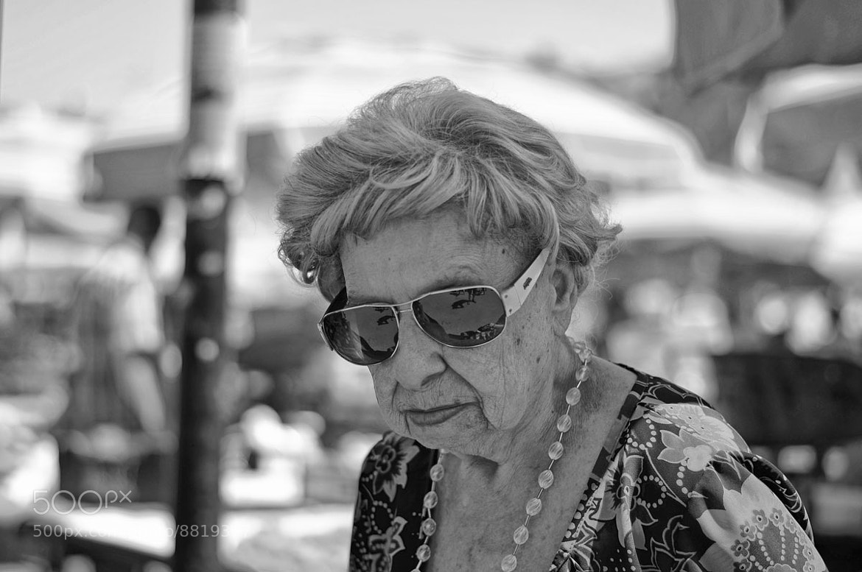 Photograph Street portrait by Teo Gasparovic on 500px