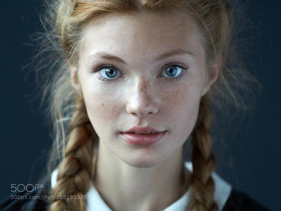 Photograph Dasha by Alexander Vinogradov on 500px