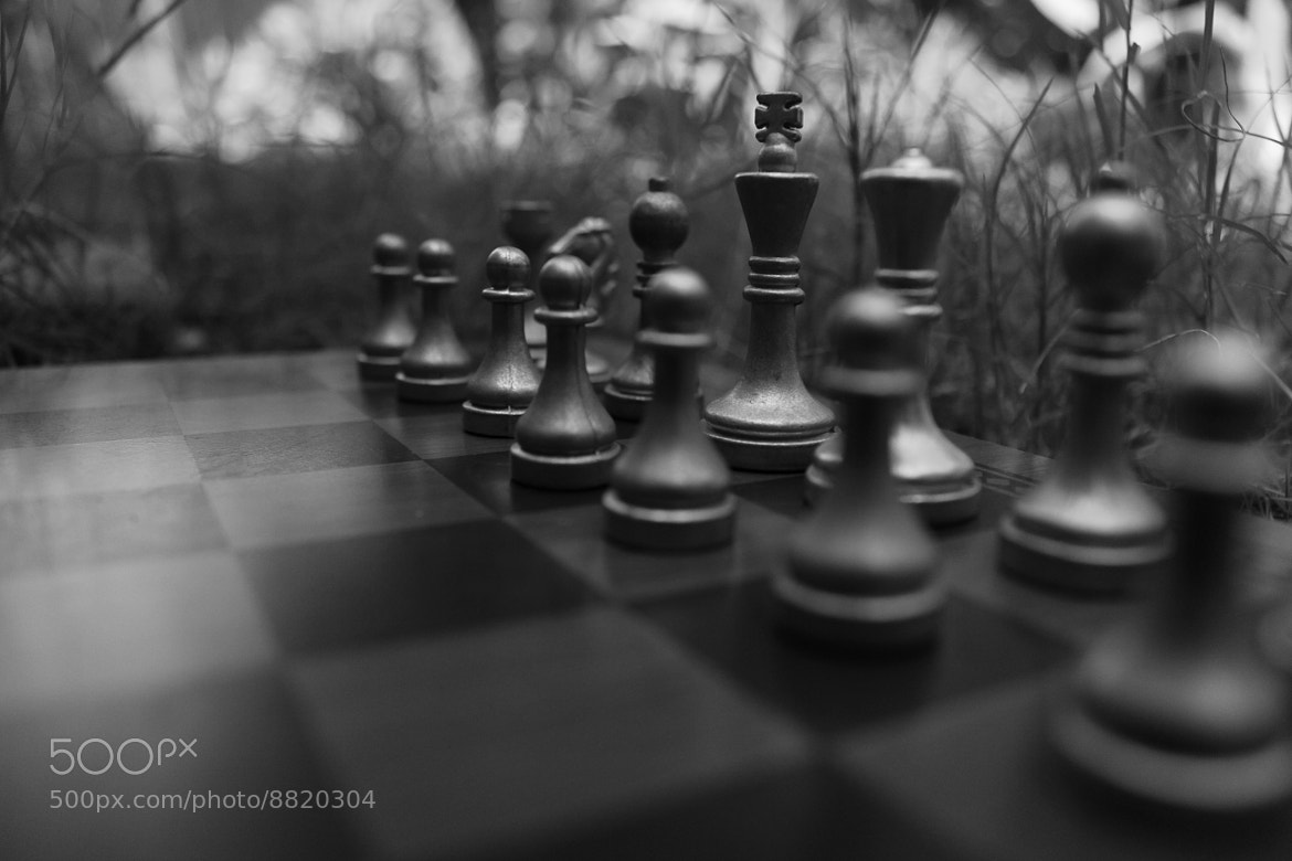 Photograph Chess by Adriel Patrick  Angeles on 500px